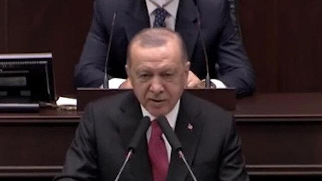 Cumhurbaşkanı Erdoğan: Azerbaycan'da ikinci maçı İlham Aliyev kardeşimle birlikte izleyeceğiz