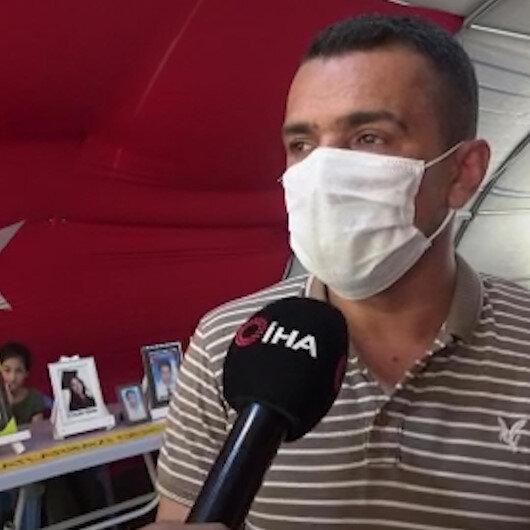 Evlat nöbetindeki babadan HDPli Buldana tepki: PKKya katılım sıfıra mı indi ve bundan rahatsızlık mı duydunuz?