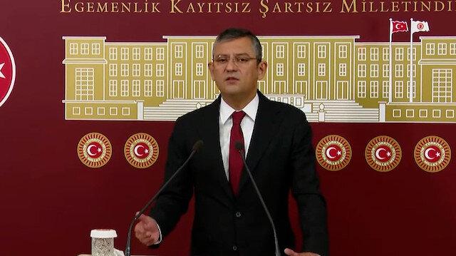 CHP'li Özgür Özel 'devleti yıkmalıyız' diyen Ahmet Şık yerine tepki gösterenleri kınadı