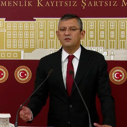 CHP'li Özgür Özel devleti yıkmalıyız diyen Ahmet Şık yerine tepki gösterenleri kınadı
