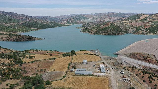 Açılışını Erdoğan yapacak:  Yukarı Afrin Barajı için geri sayım