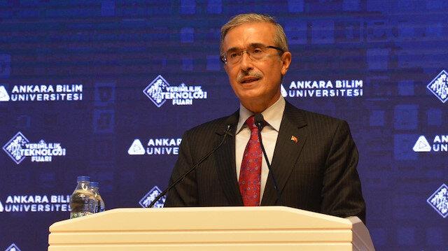 Savunma Sanayii Başkanı İsmail Demir: Uzay çalışmaları artarak devam edecek