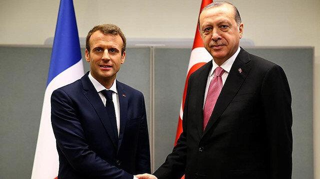 Cumhurbaşkanı Erdoğan NATO Zirvesi öncesi Macron ile görüşecek