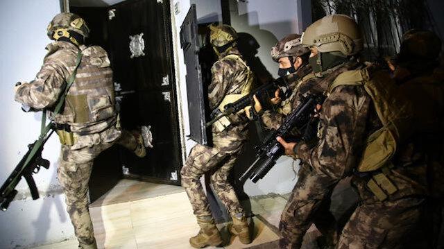 Kırmızı Bültenle aranan TKP/ML'li terörist Muğla'da yakalandı