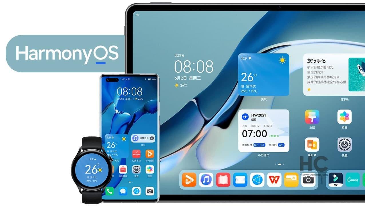 Huawei HarmonyOS'un yıl sonuna kadar 360 milyon cihaza erişmesi bekleniyor.