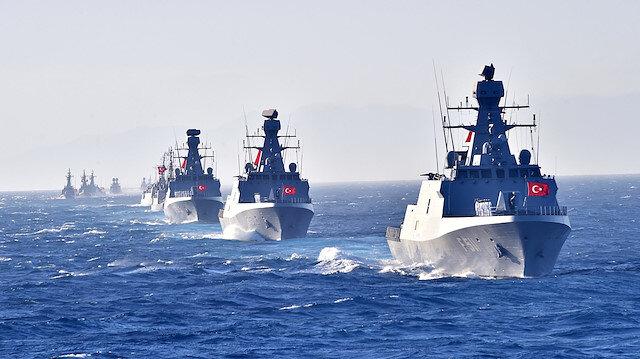 Yunan medyası: Türk donanmasındaki sıçramaya karşı içinde bulunduğumuz tablo içler acısı