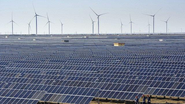 Güneş ve rüzgar dünya enerji ihtiyacının 50 katını karşılayabiliyor