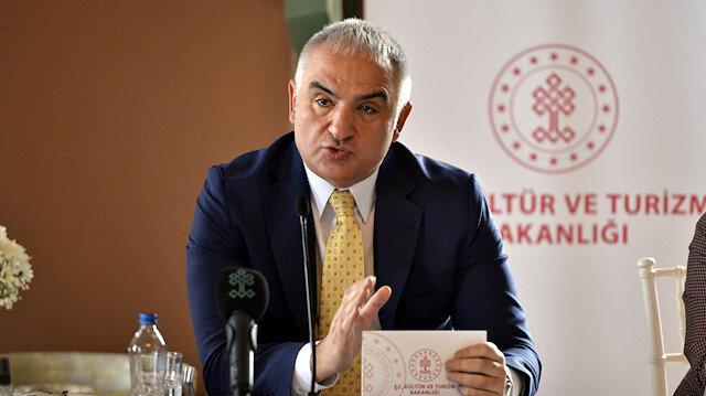 Bakan Ersoy: Rusya'yla uçuş yasağının bu ay sonu bitmesini bekliyoruz