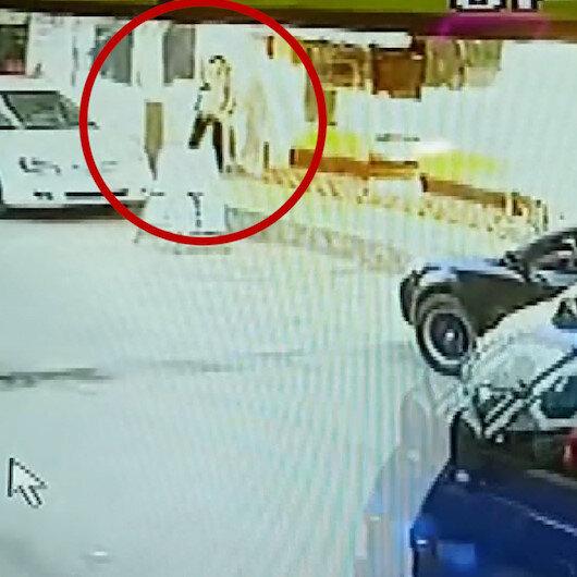 Suriye Çobanbeydeki bombalı terör saldırısının görüntüsü ortaya çıktı