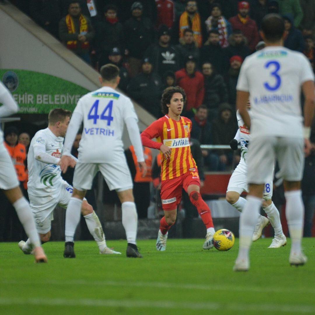 Emre Demir, Süper Lig tarihinde gol atan en genç oyuncu olmuştu.