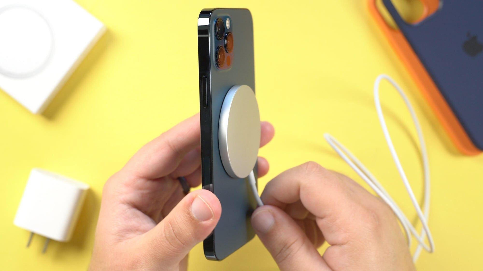 Böylece Apple MagSafe'in kalp cihazı kullanan kişiler için sakıncalı olabileceği bir kez daha netleşti.