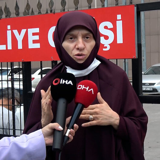 İnanca hakarete mahkemeden 360 liralık cezaya tepki: Çarşafa, namusa küfrün cezasının 360 TL olmasını hazmedemiyorum