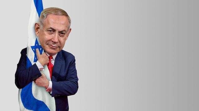 Netanyahunun kaderi bir grup benzemezin elinde