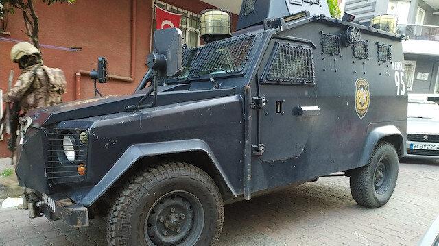 'Karagümrük çetesi' olarak bilinen suç örgütüne İstanbul merkezli operasyon