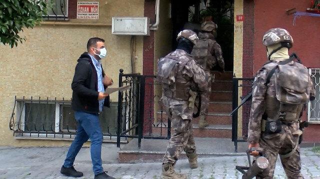 İstanbul merkezli 4 ilde 'Nuriş Kardeşler' suç örgütüne operasyon
