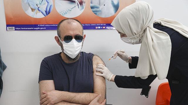 Özel güvenlik sektörü çalışanları öncelikli aşı uygulaması kapsamına alındı