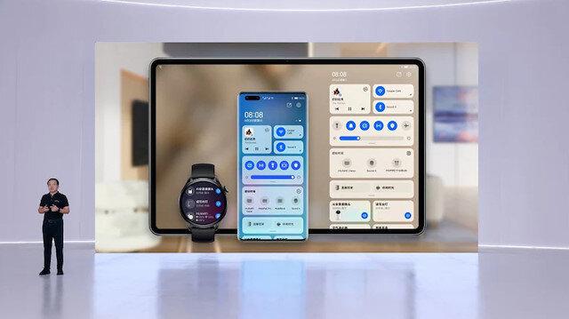 Huawei açıkladı: Android'den HarmonyOS'a geçiş çok kolay