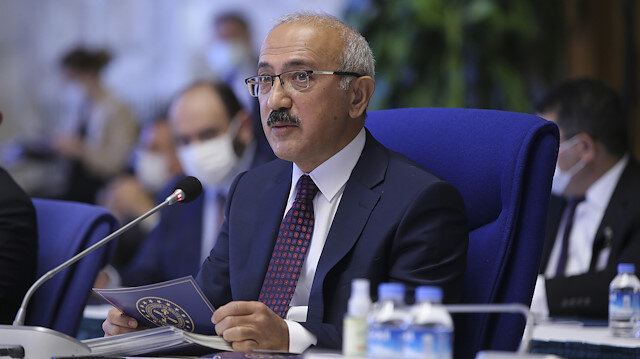 Hazine ve Maliye Bakanı Lütfi Elvan'dan enflasyon açıklaması