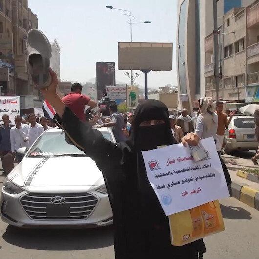 Taize yönelik kuşatmanın uluslararası müzakere masasında olmaması protesto edildi