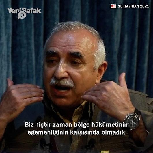 PKK elebaşı Karayılan yalvardı: Durun artık bizi rahat bırakın herkese sesleniyorum sessiz kalmayın