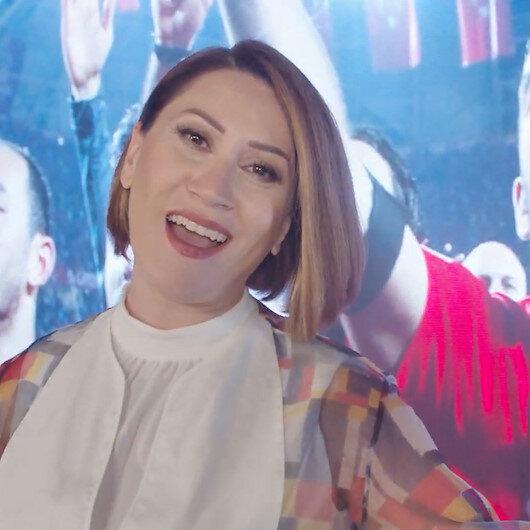 Azerbaycanlı sanatçı Azerinden A Milli Takım için özel şarkı: Canım Türkiyem