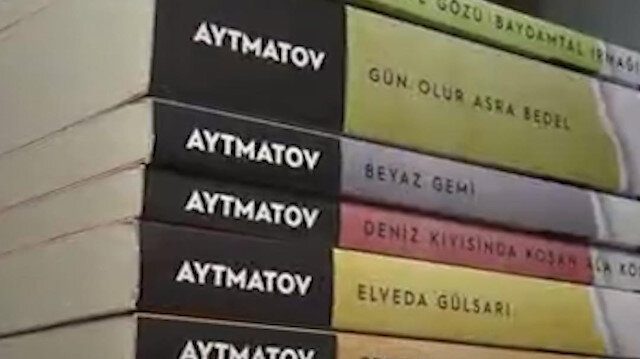 Cengiz Aytmatov'un tüm eserleri Ketebe Yayınları çatısı altında toplanacak