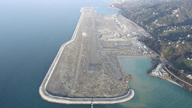 Dev projede sona doğru: Rize-Artvin Havalimanı'nın açılış tarihi belli oldu