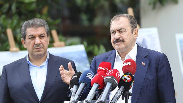 Prof. Dr. Veysel Eroğlu: Türkiye'de ilk defa en ileri biyolojik arıtma tesislerini biz yaptık