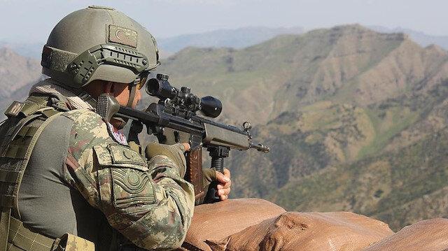 İçişler Bakanlığı duyurdu: Eren-15 Operasyonunda bir terörist etkisiz hale getirildi