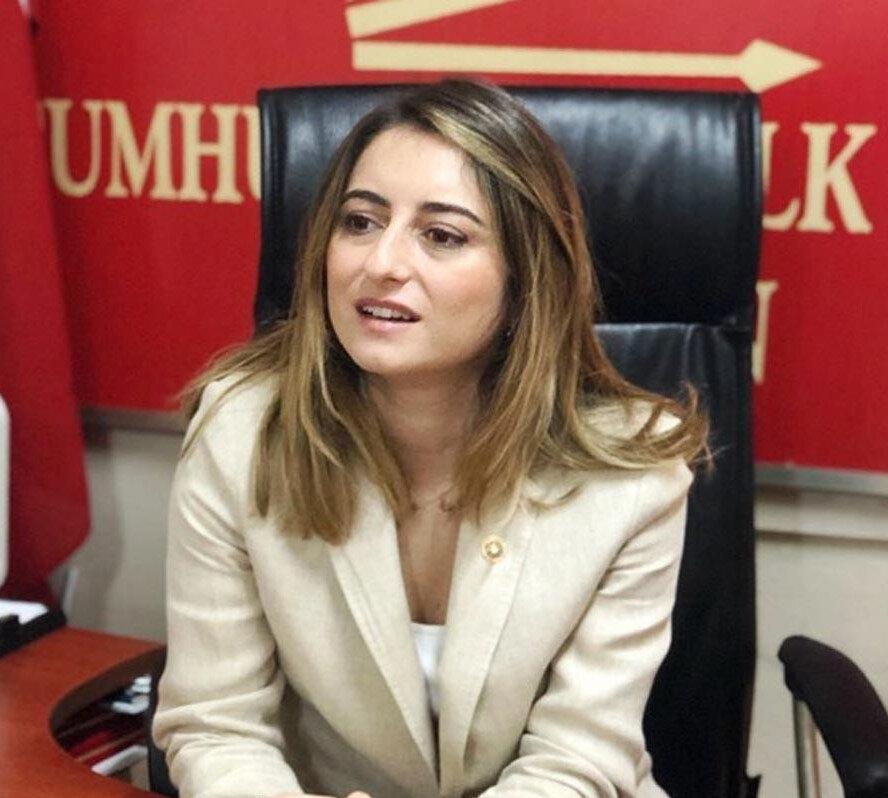CHP'li Aysu Bankoğlu
