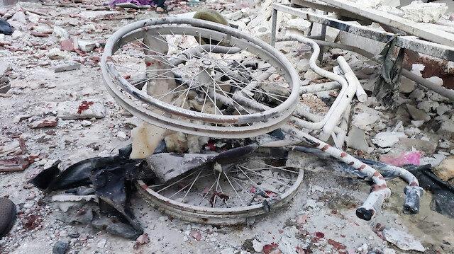 PKK Suriye'de hastaneyi hedef aldı: 13 ölü 27 yaralı