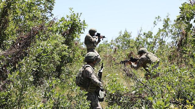 Pençe-Şimşek operasyonunda 3 PKK'lı terörist etkisiz hâle getirildi