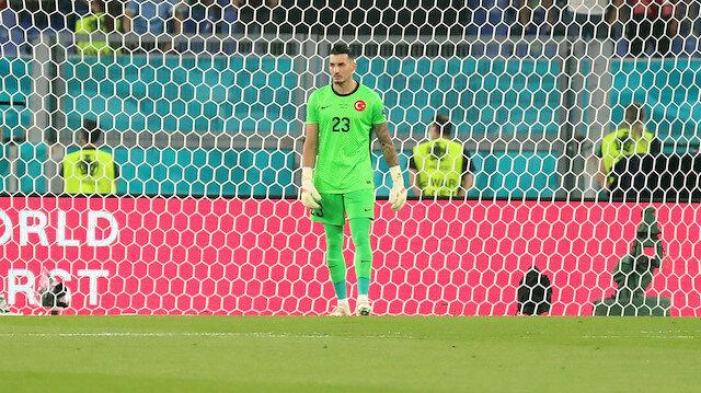 Türkiye adına maçın yıldızı Uğurcan Çakır