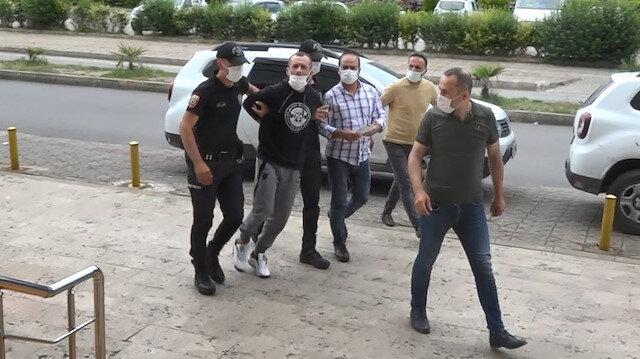 Yomra Belediye Başkanı Bıyık'a silahlı saldırının şüphelileri adliyede