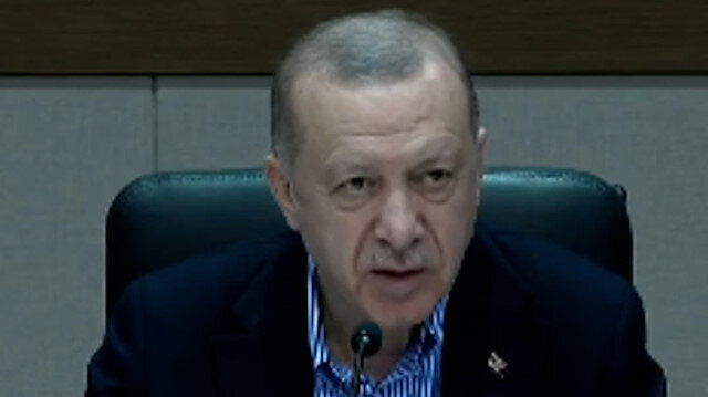 Cumhurbaşkanı Erdoğan'dan F35 açıklaması: Beklentimiz amasız fakatsız bir yaklaşımı ABD'den görmek