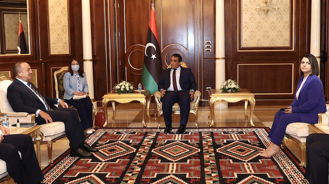 """Libya'dan """"Türkiye'yle ilişkilerimizi daha da geliştirmeliyiz"""" mesajı"""
