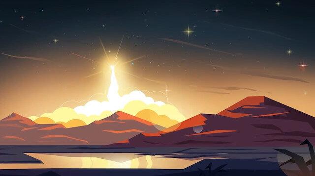 Roketsan'dan heyecanlandıran paylaşım: Yarını bekleyin!