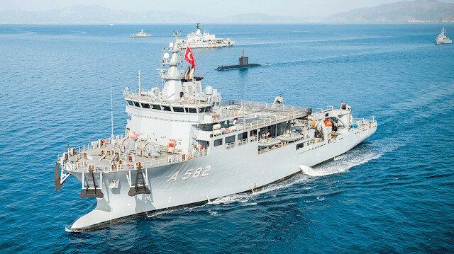 Deniz Kuvvetleri müsilaj için teknik heyet oluşturdu
