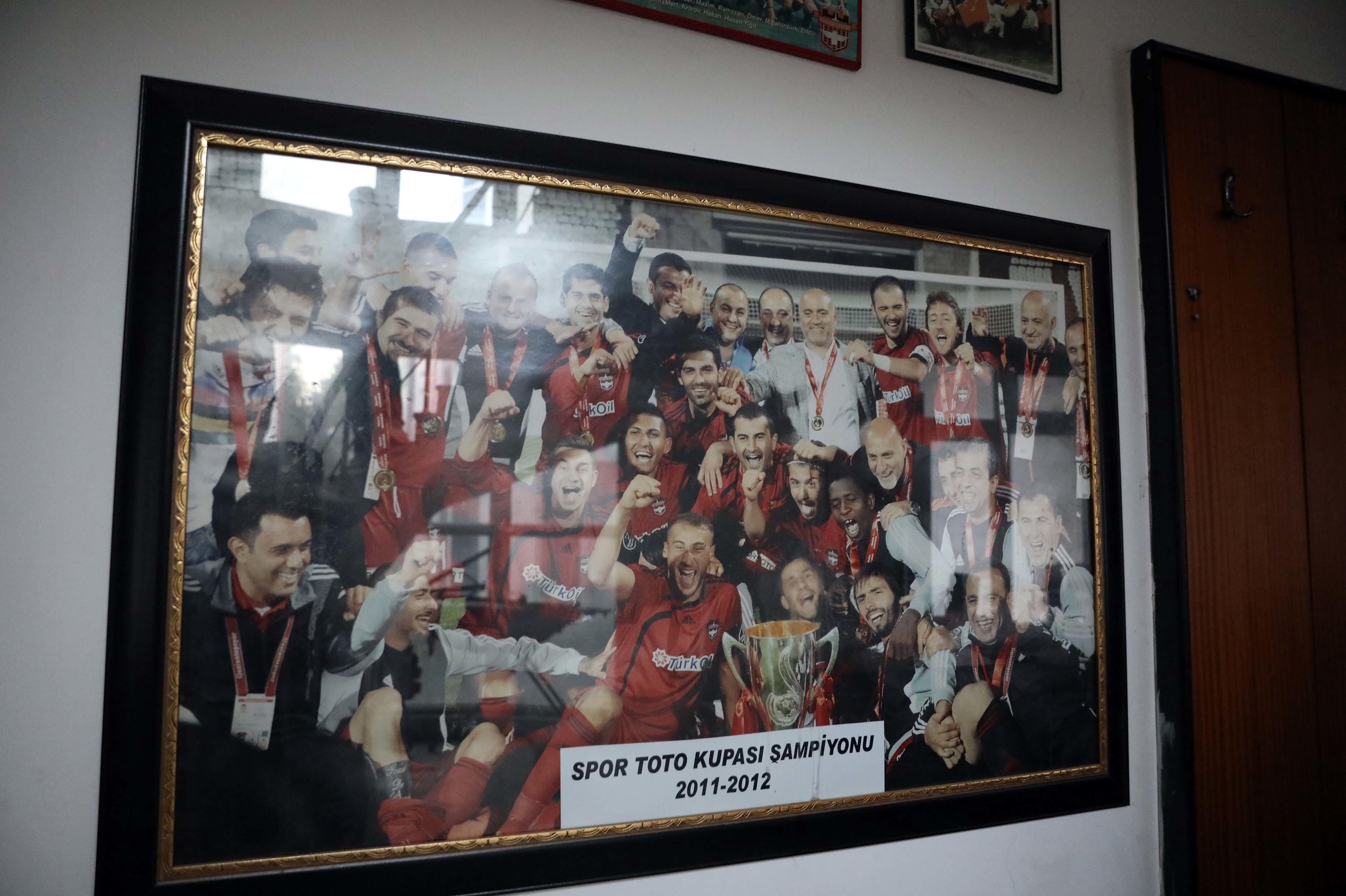 Gaziantepspor Kulübü Türk futbolunda önemli izler bıraktı.