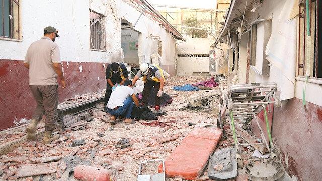 Bu bebeklerin katili sizsiniz: PKK hastanedeki 14 sivili öldürdü