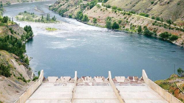 Enerji ithalatı azalıyor:  Keban'a üçüncü yerli jeneratör