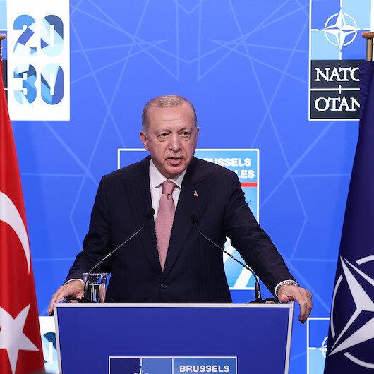 Cumhurbaşkanı Erdoğandan S-400 açıklaması: Görüşlerimizin değişmediğini Bidena ilettim