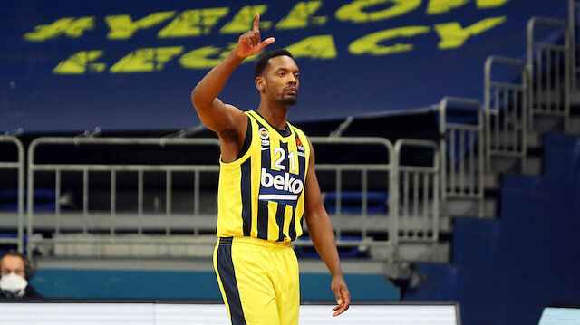 Fenerbahçe Beko, Dyshawn Pierre'in sözleşmesini uzattı
