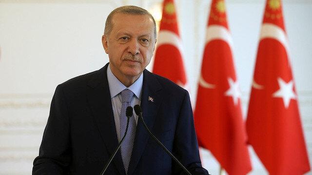 Cumhurbaşkanı Erdoğan: D-8'i çok daha etkin bir yapıya kavuşturacağımıza inanıyorum