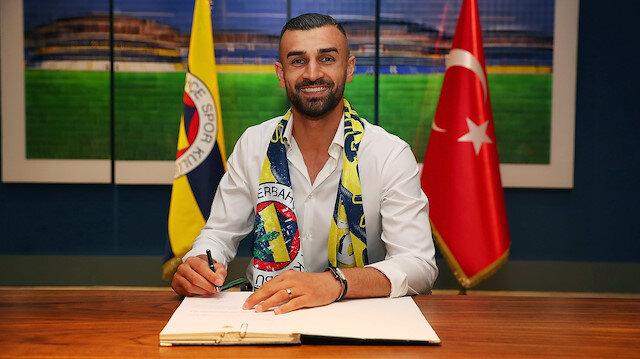 Fenerbahçe Bundesliga 2'de gol kralı olan Serdar Dursun'u kadrosuna kattı