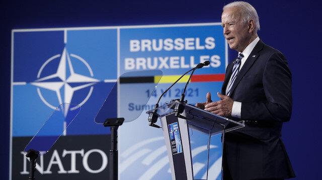 Biden: Putin zeki, zor ve değerini hak eden bir hasım