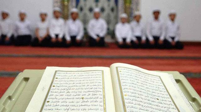 Yaz Kur'an Kursları 5 Temmuz'da başlıyor