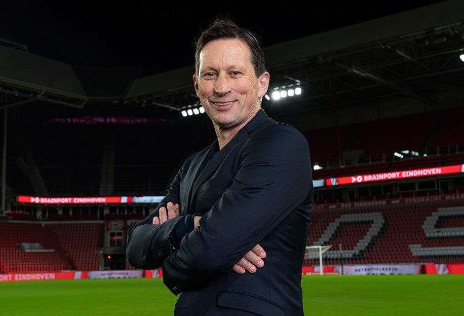 Teknik direktör Roger Schmidt