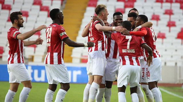Sivasspor'un muhtemel rakipleri belirlendi