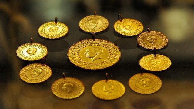 Kapalıçarşı'da çeyrek altın 825 lira oldu